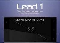 Wholesale In stock Original Touch screen LCD Display for LEAGOO Lead MTK6582 quad core Inch HD touch panel cell phones