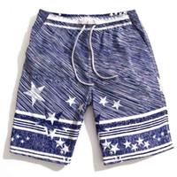 beach boardshorts - 2015 summer brand Men s beach board shorts Swimwear sports cotton loose beach swimming boardshorts surt beachwear Quick Dry Top Quality