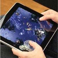 analog joypad - 2015 New Fashion Tablet Computer Game Joystick Game Controller Analog Screen Joypad For iPad Tablet PC