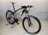 Wholesale New Arrival MTB LOOK complete mountain bicycle mtb look complete bike with size s er m er carbon frame DT swiss wheels and so