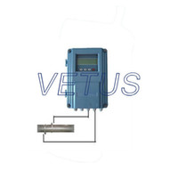 Wholesale portable clamp on water flow meter TDS F Virtually all commonly used liquids with S1 Transducer mm mm C