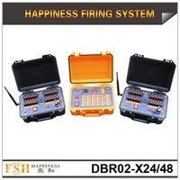 Wholesale FedEX DHL M remote distance pyrotechnic fire system cues Sequential happiness firing system fast delivery new products