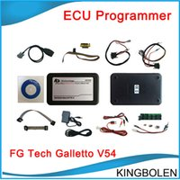 Code Reader bdm programmer - New Arrival Fgtech Galletto Master v54 Fgtech FG Tech Galletto Master FGTech BS Support BDM Function car ecu programmer DHL Free