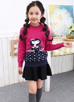 beauty cardigan - Sweater girls beauty design of new fund of autumn winters is round collar sweater