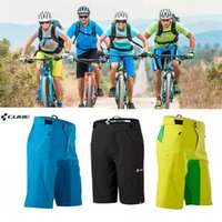 mtb - In stock High Q Cube cycling shorts colors MTB teamline mens sports bike Cycling Short pants bicycle trouser