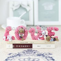 bathroom decorations ideas - Love Couples furnishing articles living wedding resin handicraft marriage room small ideas home decoration for car wedding gift