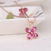 art gifts manufacturers - Factory Poetry Art Original new jewelry manufacturers selling Korean fashion straight line a generation of fat flower necklace Val