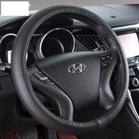 applied motors - 2015 Hyundai Motor Steering Wheel Covers Apply to Ruina IX35 Tucson Elantra High Quality and Good Service
