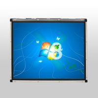 kiosk - 17 quot Waterproof IP65 Dustproof SAW IR Resistive P cap Multi point Touch Screen Open Frame Monitor for ATMs Kiosks All in one