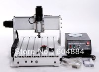 Wholesale NEW CNC Z DQ Axis Router engraving drilling milling machine engraver Hot CNC ROUTER ENGRAVER ENGRAVING DRILLING Ball screw