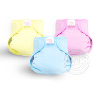 Wholesale Baby Cloth Diapers Pc New Fashion Adjustable Diapers Slim Cotton Breathable Diapers Baby Bath Diapers HOT