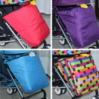VT0165 baby footmuff - Top Quality Baby Stroller Accessories Winter Warm Foot Cover Thickening Wind Cap Baby Pushchair By Hood Footmuff VT0165 salebags