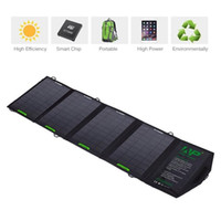 Wholesale Solar Panel Charger W with iSolar Technology for Cell Phone iphone ipad Samsung and Other Smartphones