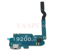 Wholesale USB charger Charging Port Flex Cable with mic For Samsung Galaxy Mega I9200