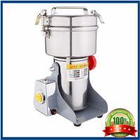 pepper mill - Factory price Moedor de pimenta g Food grinder V V swing type Pepper Mills Stainless steel Electric Malt Mill