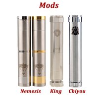 Cheap Adjustable Nemesis mod Best   mechanical mod