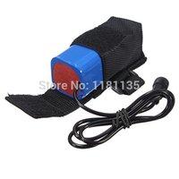 Wholesale High Quality mAh v Rechargeable Battery Pack for V Headlight Head Lamp Bike Light