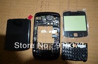 Wholesale Original Full Housing for y Curve Complete Cover Case Replacement in Black Color