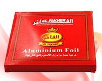aluminum foil bowl - 2016 New Poatable Smoking Accessories Aluminum Foil for Hookah Shisha Nargila Bowl Smoking Pipe Hot Sale