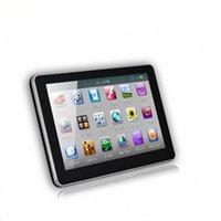 toyota car gps navigation - 7 Bluetooth Car GPS Navigation Android Vehicle GPS w LCD Touch Screen IGO Navitel Free Maps Wifi FM DDR3 M Nand Flash G HD Video