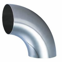 Wholesale The stainless steel sanitary elbow factory direct sale