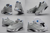 Low Cut air models - 2 Colours New Model High Quality Air Retro XIV Gray Men s Basketball Sport Footwear Sneaker Trainers Shoes