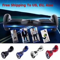Wholesale 2 wheel electric Scooter hoverboard unicycle Smart wheel Skateboard drift airboard adult motorized electric scooter boots