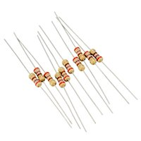 axial lead - Excellent Quality pack Watts Value Axial Lead Carbon Film Resistors Assortment Kit Set New