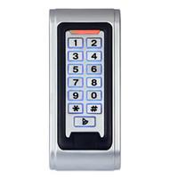 Wholesale Door Access Control Controller Waterproof IP68 Metal Case RFID Reader Keypad SY5000W