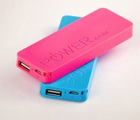 Wholesale Ultra thin mAh Power Bank Perfume Polymer General Mobile Backup Batery External Powerbank Portable Charger for iPhone All Phones