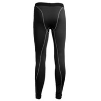 Wholesale Mens Football Compression Long Pants Sports Underwear Base Layers Tights Gym Trouser Running Yoga exercise fitness dance dresses