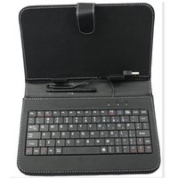 Wholesale NEW inch Leather Keyboard Stand Case For inch inch Tablet PC Phablet G Tablet PC with