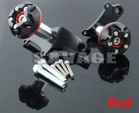 Wholesale For HONDA CBR500R Motorcycle Frame Sliders Crash Protector Falling Protection Colors