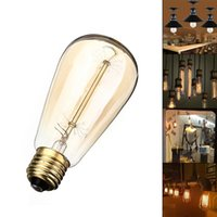 Wholesale 60W V E27 led Incandescent Bulb Retro Edison Style Light Bulb LED_515