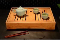 bamboo serving - High Grade Bamboo Gongfu Tea Tray Serving Table cm