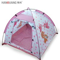 Wholesale Light child tent game house indoor outdoor tent oversized princess baby toy house