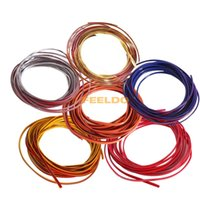 Wholesale Wholeasale DIY Dream Blue Meters mm Fashion Car Decoration Moulding Trim Strip Line