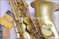 Wholesale Prelude Conn Selmer Baritonsaxophon Alto Saxophone Wire Drawing Copper Professional E Mouthpiece saxofone