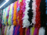 Wholesale 200PCS HHA750 Hot Sell Feather Boa Glam Flapper Dance Fancy Dress Costume Accessory Feather Boa Scarf Wrap