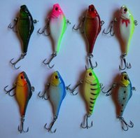 Wholesale New VIB lure G cm bait fishing tackle hard baits fishing lures plastic fish hooks artificial lures Sink