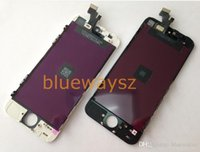 Wholesale For iPhone LCD Display Touch Screen Digitizer full Assembly DHL Free