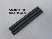 Wholesale dia mm graphite rod graphite stirring rods melting mixing gold Melting Gold Silver Copper