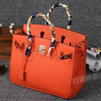 Wholesale New Lady Bag Genuine Leather Women Handbag Brands Fashion Handbags Real TOP High Quality Bags Famous Designers Female Tote