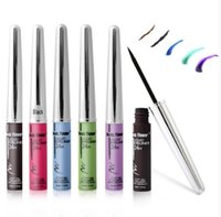 best purple eyeliner - High Quality and Grace Best price Eyeliner Pencil Pencils Eye Kohl Black And Brown With Box