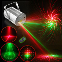 live in usa - 2016 SUNY IR Remote RG DJ Laser Stage Lighting Effect Laser Projector In Red Green Party Disco Led Stage Light Entertainment