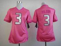 Wholesale Wilsonss Jersey Women Jerseys Pink Love s Football Jerseys High Quality Football Wears Cheap Ladies Shirts Brand Girls Athletic Uniforms