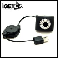 pc camera - USB M Mini PC Camera HD Webcam USB Camera Web Cam for Laptop Netobook Computer Peripherals without Retail Package