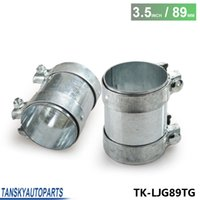 Wholesale Tansky High Quality mm O D quot Exhaust Connector Coupler Heavy Duty Adapter Pipe Turbo Joiner TK LJG89TG