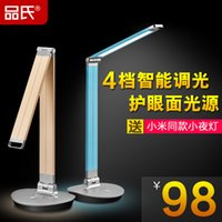 bedroom writing desks - Product s bedroom bedside lamp eye study creative writing desk heating and light touch led folding eye lamp