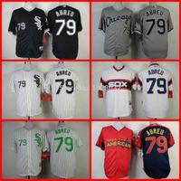 basball jersey - 2016 New TOP Quality Basball Jersey Jose Abreu Chicago White Sox Jerseys White Black Gray Cool Base Embroidery Logo S XL NEW